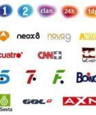 logos TV españa