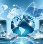 ordenadores con bola del mundo